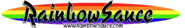 RainbowSauce: GLBT Media Resources - Gay and Lesbian Books, Videos, DVDs, Music, Pride Jewellery and Much More - Gay and Lesbian Music and Comedy CDs